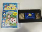 NUMEROS MAGIC ENGLISH DESCUBRE EL INGLES CON WALT DISNEY VHS CINTA TAPE