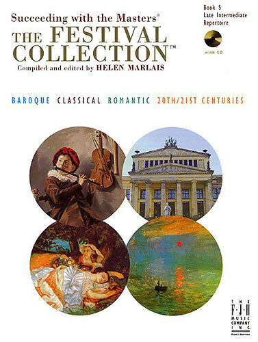 The Festival Collection Learn to Play Purcell Machavariani Piano Music Book 5