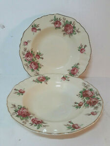 J-amp-G-Meakin-Two-Sunshine-Soup-Bowls-561037-Reg-SOL-391413-Made-in-England
