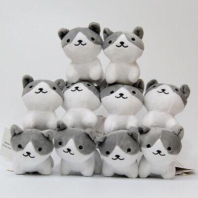 Neko Atsume cat N02 plush doll keychain toy new wholesales 10pcs a lot