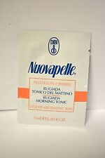 Dibi Nuovapelle Delicate and Sensitive Skins Morning Tonic 0.10 oz set of 18