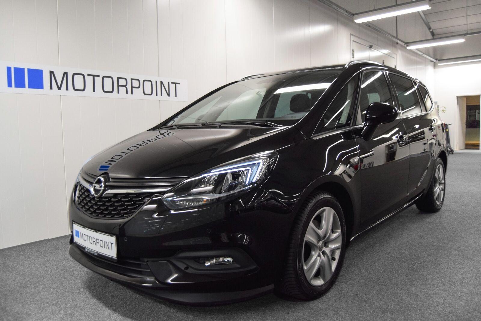 Opel Zafira Tourer 1,4 T 140 Enjoy aut. 5d - 279.900 kr.