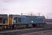 British Rail Class 25103 BIRKENHEAD - 6 x 4 Quality Photo Railway Print