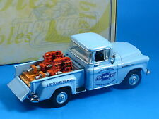 1:43 CAR MODEL MATCHBOX COLLECTIBLES 1955 CHEVY PICK-UP GENUINE PARTS SERVICES