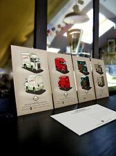 Citroen hy Cartes postales type h (4 modèles) pack 02
