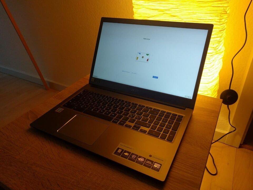 Acer Chromebook 715, 3.4 GHz, 8 GB ram