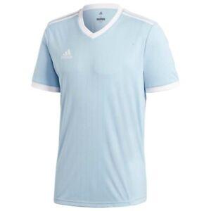 Detalles de Adidas Tabela 18 Ss Azul T51794 Camisetas Azul , Camisetas adidas , fútbol