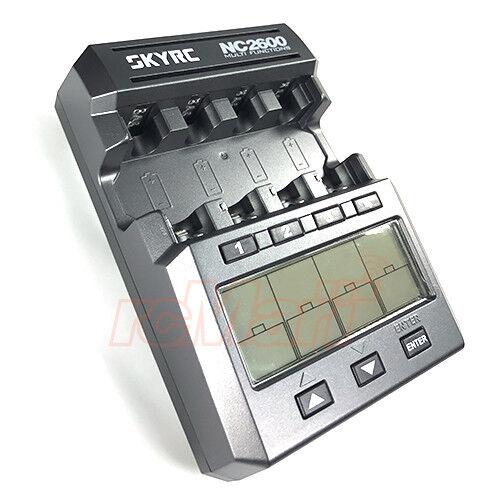 SKYRC NC2600 Smart azultooth Aa Aaa Cargador De Batería Radio Control  SK-100113-02 (enchufe de la UE)