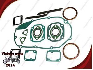 COMPLETE-FULL-STANDARD-ENGINE-REPAIR-OVERHAULING-GASKET-SET-YAMAHA-RD-350