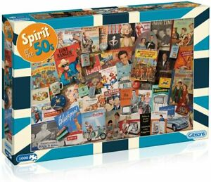 Gibsons-Jigsaw-Puzzle-Spirit-of-the-50s-1000-pieces