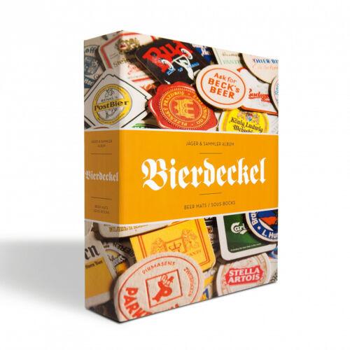 GRANDE-Komplettalbum für Bierdeckel inkl.15 transparenten Hüllen 342618