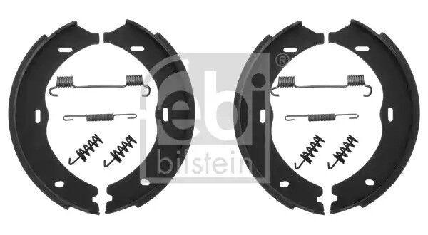 Brake Shoe Set, parking brake FEBI BILSTEIN 38532