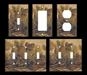 AGED COPPER IMAGE Light Switch Covers Home Decor Outlet MULTIPLE OPTIONS