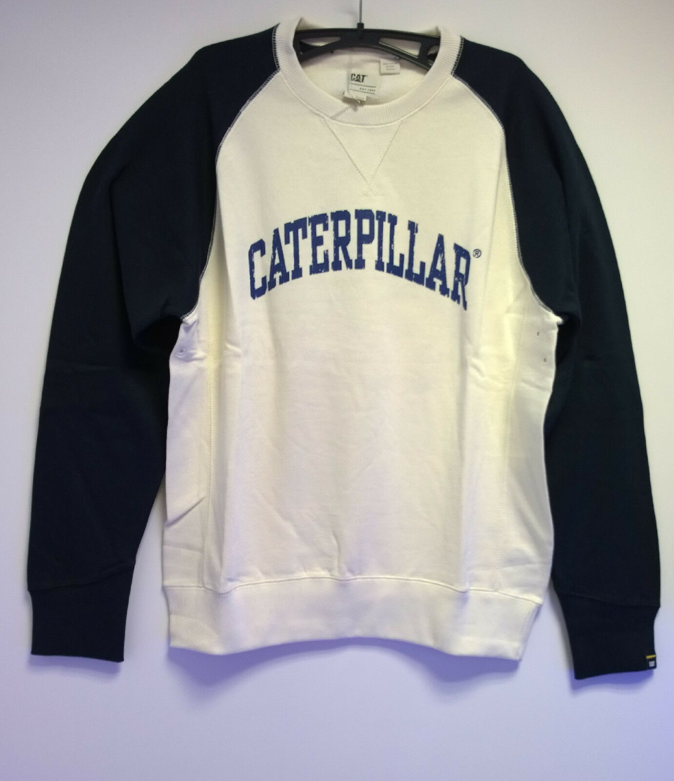 2 x Caterpillar Herren Sweater Gr. L NEU mit Etikett + Rechnung   Schön