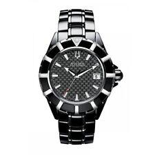Mens Bulova Accutron 65B136 Accutron Mirador Ceramic Bracelet Watch