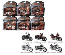 MAISTO 1:18 HARLEY-DAVIDSON CUSTOM MOTORCYCLES SERIES 34 ASSORTMENT 31360-34