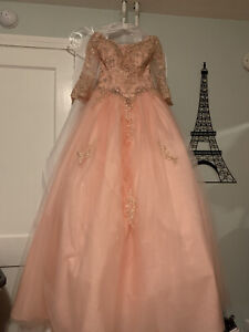 Quinceanera dress, Sweet 16, and Wedding