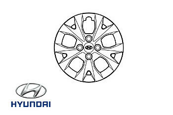 Genuine Hyundai i10 ruota rifinitura 52960b9100