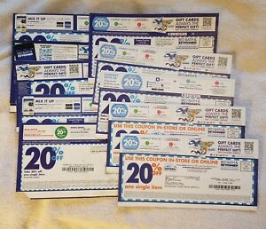 Bed-Bath-amp-Beyond-20-Off-Single-Item-Coupons-10-Coupon-Lot-3