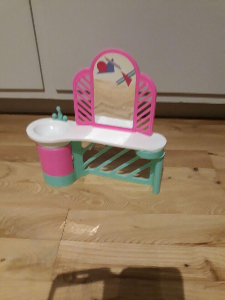 Barbie, Vask med spejl