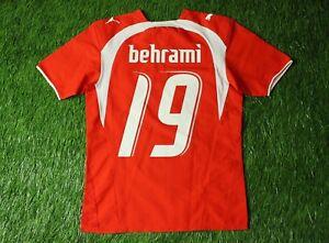 SWITZERLAND # 19 BEHRAMI 2006/2008 FOOTBALL SHIRT JERSEY HOME PUMA ORIGINAL