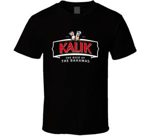 White Gray Kalik Beer T-shirt Khaki 100/% Cool Cotton 1b Size S -xxl Yellow