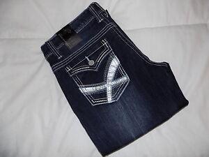 NEW-Women-s-rue21-Jeans-Size-5-6-Reg-Slim-Boot-Lot-104