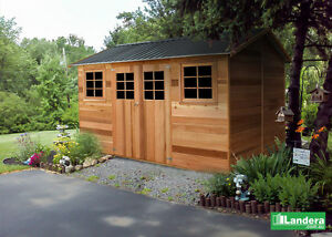 Cedar-Shed-034-Willow-034-8x12-ft-2-5Mx3-6M-Large-timber-wooden-garden-shed