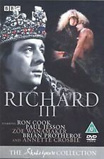 Richard III - BBC Shakespeare Collection [1983] [DVD] Brand New and Sealed