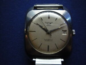 Jean Richard vintage Armbanduhr, Automatic, läuft super.