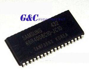 1pcs K6R4008V1D-JI10 K6R4008V1D-JC10 SOJ36
