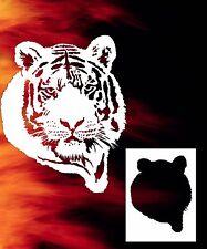 Tiger 3 Tribal Animal Airbrush Stencil Spray Vision Template