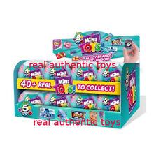 5 Surprise Mini Brands Ball ZURU Full Display Case /& 12 SEALED Balls