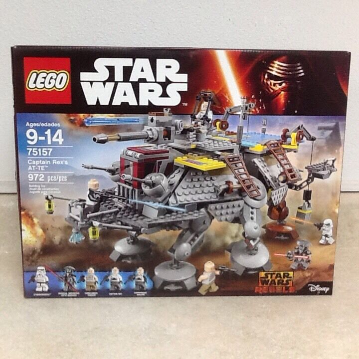 LEGO Star Wars Capitán Rex's - Te 75157 AT