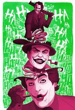 The Joker Evolution 3 6 Vinyl Decal Stickers