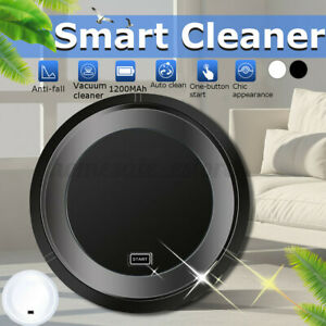 Smart-Sweeping-Robot-Vacuum-Cleaner-Automatic-Mopping-Floor-Carpet-Clean-QA