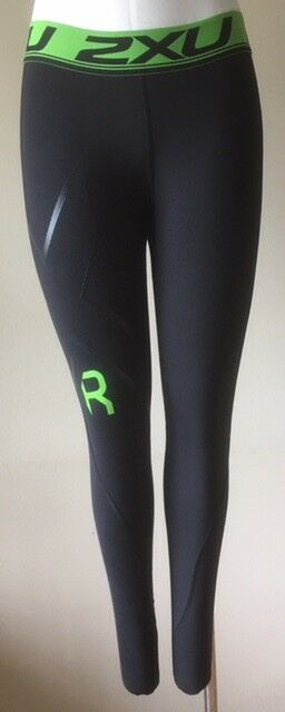 f9f500a0b2 2XU Women's Recovery Compression Tights G2 Large WA4420b | eBay