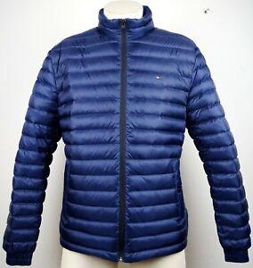 new style 76821 0a0cb Details zu TOMMY HILFIGER Leichte Daunenjacke Herren Jacke Down Jacket Gr.M  NEU mit ETIKETT