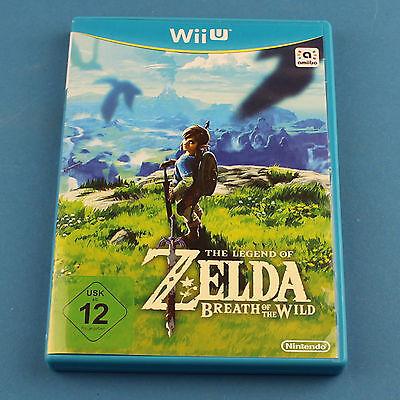 The Legend Of Zelda Breath Of The Wild Spiel für Nintendo Wii U ♦ 2