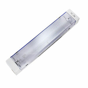 12V-VOLT-8W-SINGLE-TUBE-FLUORESCENT-TUBE-STRIP-INTERIOR-LIGHT-CARAVAN-CABIN-BOAT