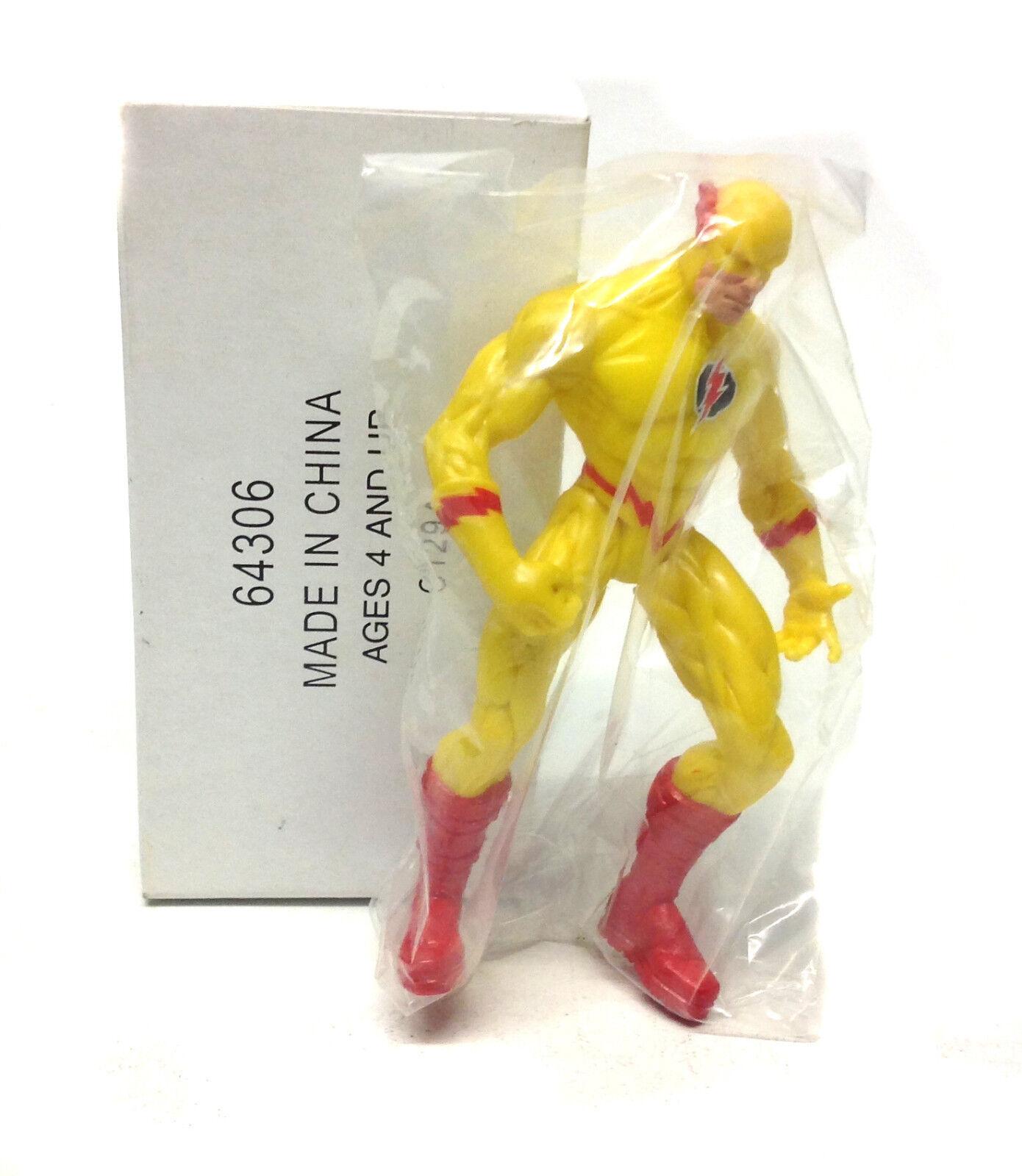 DC Comics TOTAL JUSTICE DR ZOOM  REVERSE FLASH 5  toyfare exclusive figure RARE