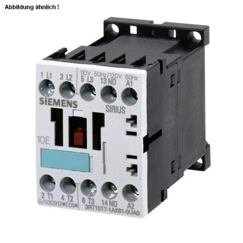 Siemens Schütz Sirius 3RT 3RT1016-1BA42 3RT10161BA42 12V 4kW 9A