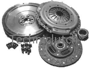 Volante-de-masa-solida-y-Kit-de-embrague-para-un-Volkswagen-VW-Golf-MK4-1-9-TDI