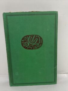 Vtg HC book, Let Me Show You Vermont by Charles Edward Crane, 1942