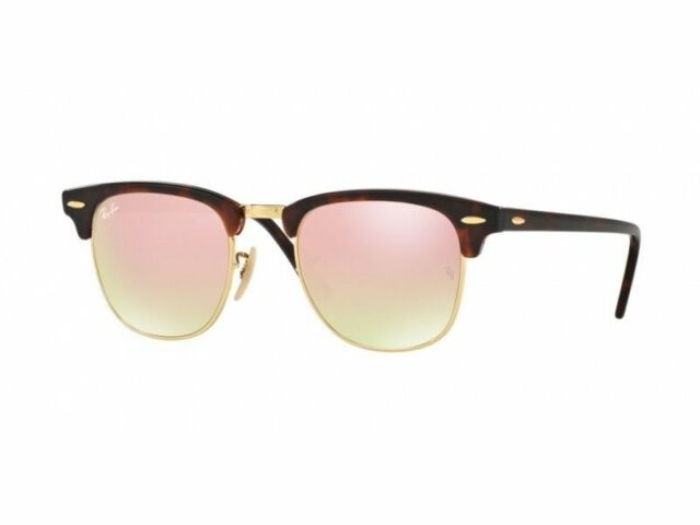 ea4d73ad51 Sunglasses Ray-Ban Clubmaster Rb3016 990 7o 51 Havana Copper for ...
