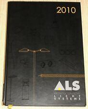 ALS ~ Architektonische LICHTSYSTEME ~ Katalog 2010 ~ HC