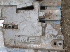 Massey Ferguson Front Weight 100lbs Tag 389 Dk
