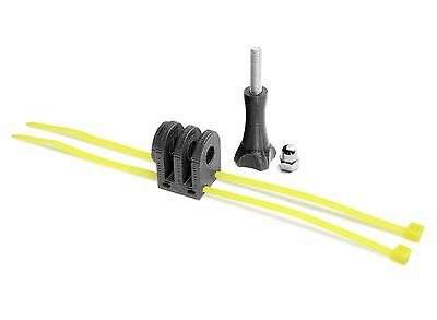 Zip Tie Mount for GoPro HERO 1 - 5 Session Accessory Adapter CableTie- USA