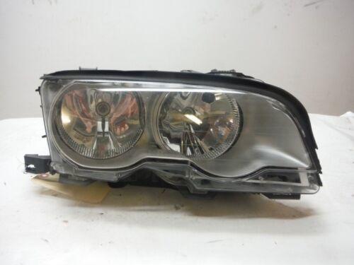 2001 BMW 330Ci M//T PASSENGER RIGHT HEADLIGHT OEM 2002 2003 2004