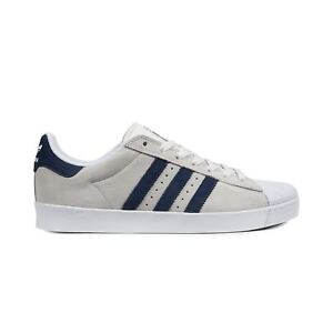 huge selection of 102c0 b0d10 Image is loading SIZE-13-adidas-Superstar-Vulc-ADV-Mens-Shoes-